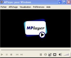 Mplayer player léger